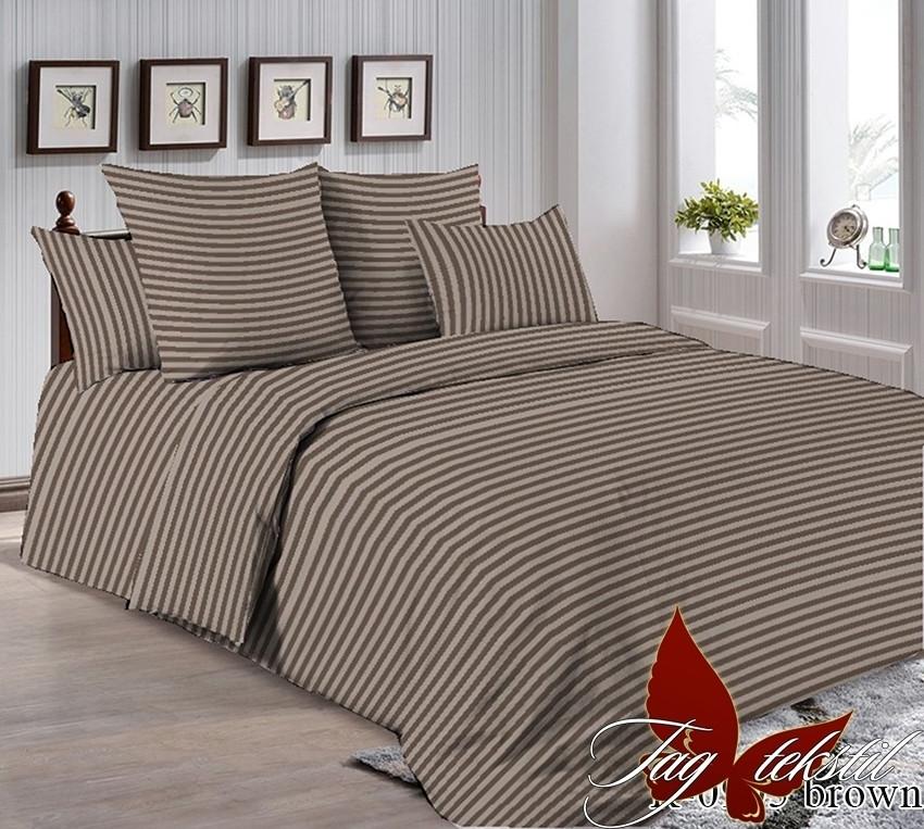Комплект постельного белья R0905brown