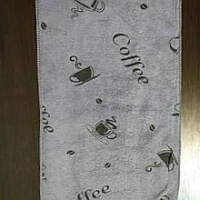 Кухонное полотенце из микрофибры 50*25