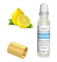 Композиция парфюмерная версия аромата Dolce Light Blue D&G нота Sicilian Lemon - 15 мл