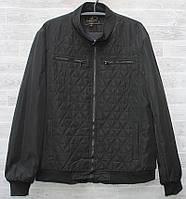 """Куртка мужская демисезонная батальная, размеры 6XL-11XL """"GRAND"""" недорого от прямого поставщика"""
