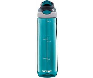 Бутылка для воды Contigo Autospout Chug Water Bottle Turquoise (1119580-2) 709 мл
