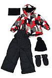 Комбинезон зимний Gusti Boutique GWB 4600 True Red. Размер 92., фото 3