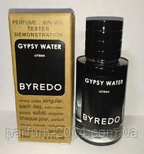Тестер унісекс байредо джипсі гипси вотер Byredo Gypsy Water 60 ml ОАЕ (репліка)