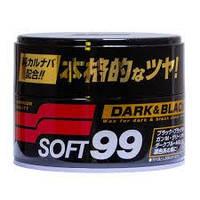 Базовый защитный воск SOFT99 Dark and Black Wax 00010