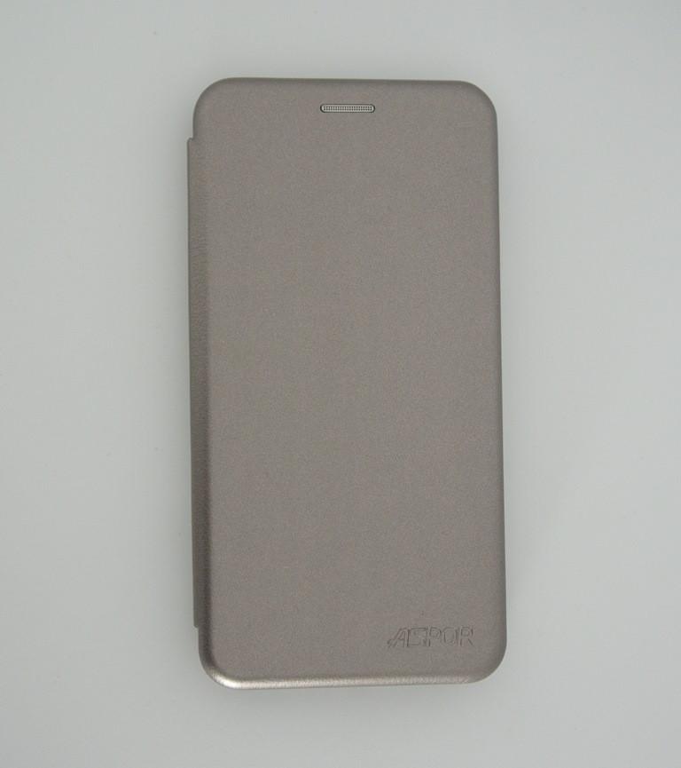 Чохол-книжка Samsung Galaxy J2 2018 J260 графіт ASPOR