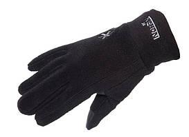 Перчатки женские Norfin Women FLEECE BLACK (705064)