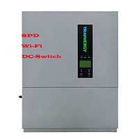 Сетевой инвертор трехфазный 30кВт TRM030KTL с WiFi модулем-DC switch-SPD TRANNERGY