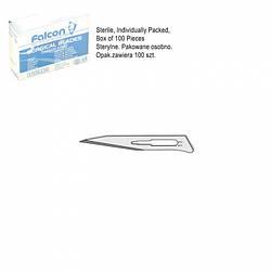 Лезвия №11 для скальпеля Falcon (Фалкон) хирургические