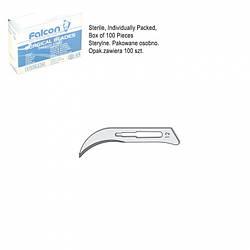 Лезвия №12 для скальпеля Falcon (Фалкон) хирургические