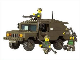 Конструктор SLUBAN серии Армия Сухопутные войска, M38-B9900, 191 деталь