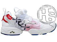 Женские кроссовки Reebok InstaPump XoXo Valentines Day White/Red V69142