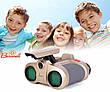 Детский бинокль ночного видения с увеличением 4х, бинокль для детей с четырехкратным увеличением, фото 4
