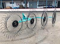 Грабли-ворошилки 4-х колесные М-AGRO 2,60м (усиленные)