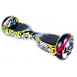 ГИРОСКУТЕР SMART BALANCE Pro 6.5 дюймів Wheel Хіп-Хоп (Hip-Hop) TaoTao APP. Гироборд Про. Автобаланс, фото 2