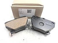 Колодки гальмівні задні дискові BP1733 04466-52010. MATOMI