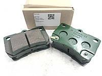 Колодки гальмівні задні дискові BP1735 04466-30210..