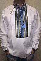 Красивая стильная мужская вышиванка