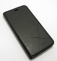 Чехол-книжка для смартфона Xiaomi Redmi Note 5a Prime чёрная MKA, фото 1