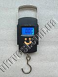 Безмен кантер электронный WH-A07 (50 кг), фото 3