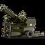 Конструктор SLUBAN серии Армия Сухопутные войска Зенитная установка + тягач, M38-B7300, 221 деталь, фото 3