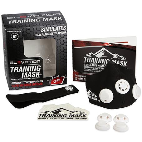 Маска для тренировки дыхания Training Mask Elevation 2.0 размер M (3055)