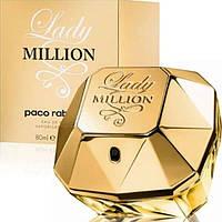 Женская парфюмерия Paco Rabanne Lady Million EDP