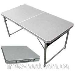 Стол раскладной для пикника Voyager TA-21407 Размер: 120х60х70