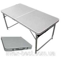 Стол раскладной для пикника Voyager TA-21407 Размер: 120х60х70, фото 2