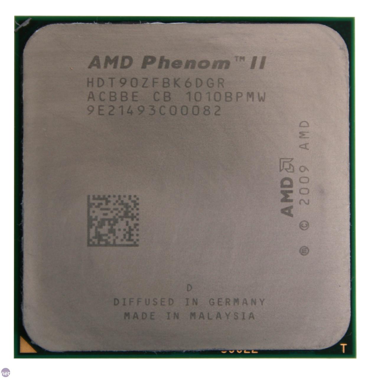 """Процессор AMD Phenom II X6 1090T 3.2GHz Б\У """"Over-Stock"""" Б/У"""