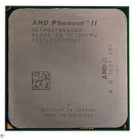 """Процессор AMD Phenom II X6 Black Thuban 1090T Б\У """"Over-Stock"""""""