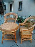 """Кресла """"Капля"""" с круглым королевским столом, фото 2"""