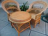 """Кресла """"Капля"""" с круглым королевским столом, фото 4"""