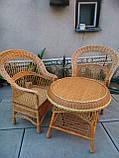 """Кресла """"Капля"""" с круглым королевским столом, фото 5"""