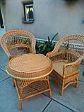 """Кресла """"Капля"""" с круглым королевским столом, фото 6"""