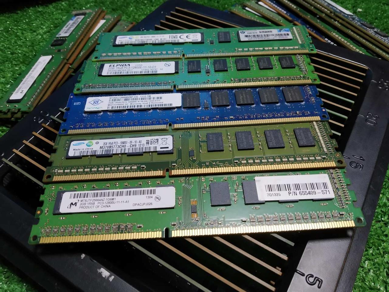 DDR3 2 GB ECC 1333мгц DIMM Оперативная память для компьютера