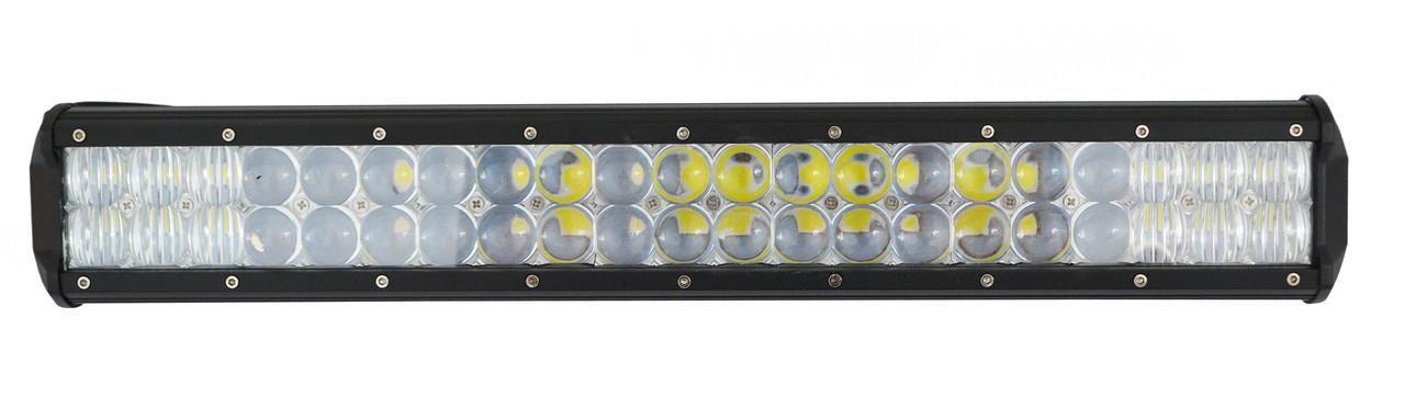 Автофара балка LED на крышу (42 LED) 5D-126W-MIX