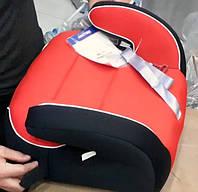 Бескаркасное детское автокресло бустер Welldon Penguin Pad от 6 до 12 лет, автокресло для детей от 22 до 36 кг