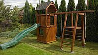 """Дитячий ігровий майданчик дерев'яний""""Стандарт+"""""""