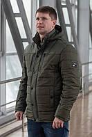 Куртки демисезонные мужские  молодежные     48-58 хаки