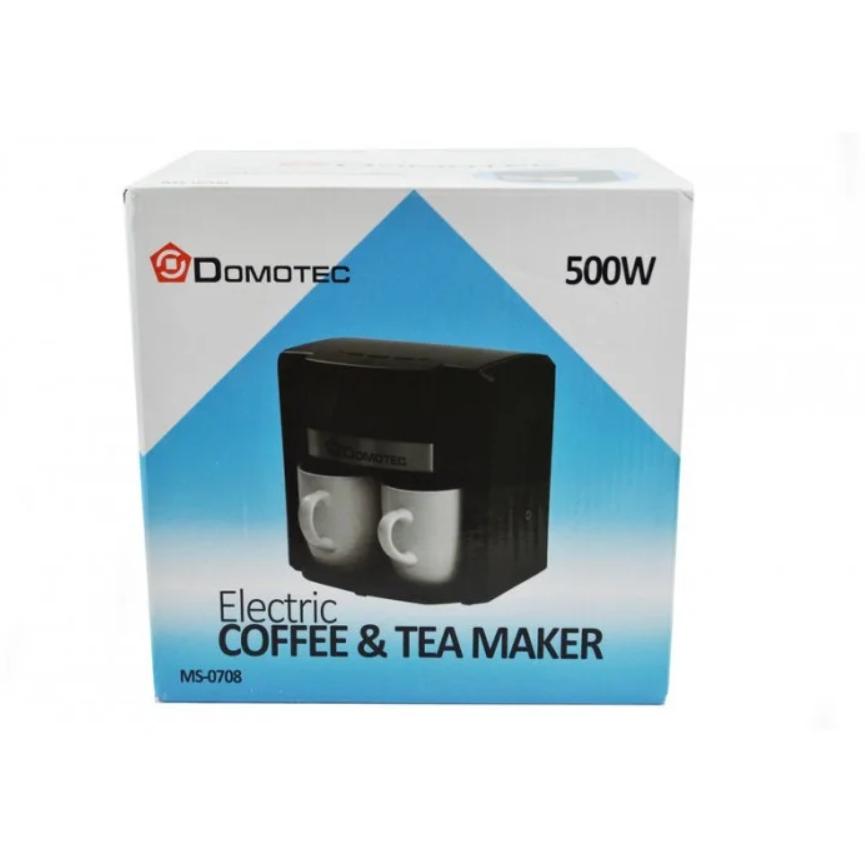 Кофеварка Domotec MS 0708
