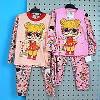 Пижама детская ЛОЛ размер 98