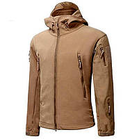 Куртка Soft Shell ESDY койот