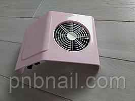 Вытяжка маникюрная Simei 858-2А Pink