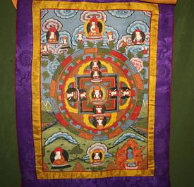 Буддийские принадлежности