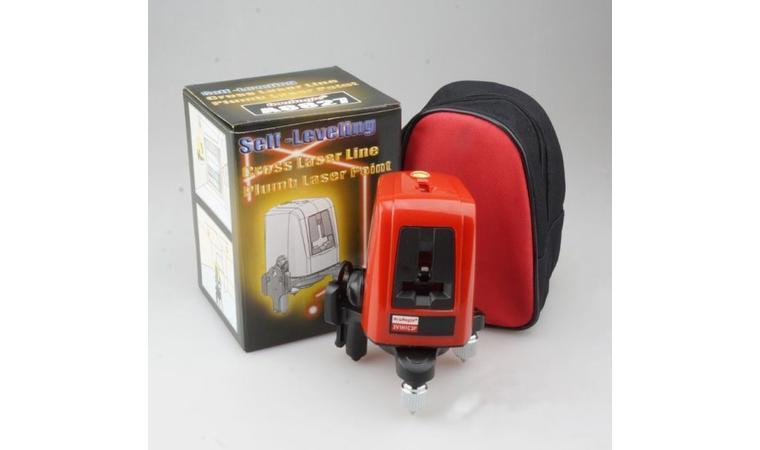 Лазерный уровень A8827D Нівелір AK-455 + Чехол