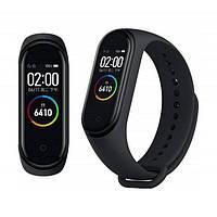 Фитнес-часы М4, смарт браслет smart watch, аналог mi band 4, треккер, сенсорные фитнес часы SMU Shop