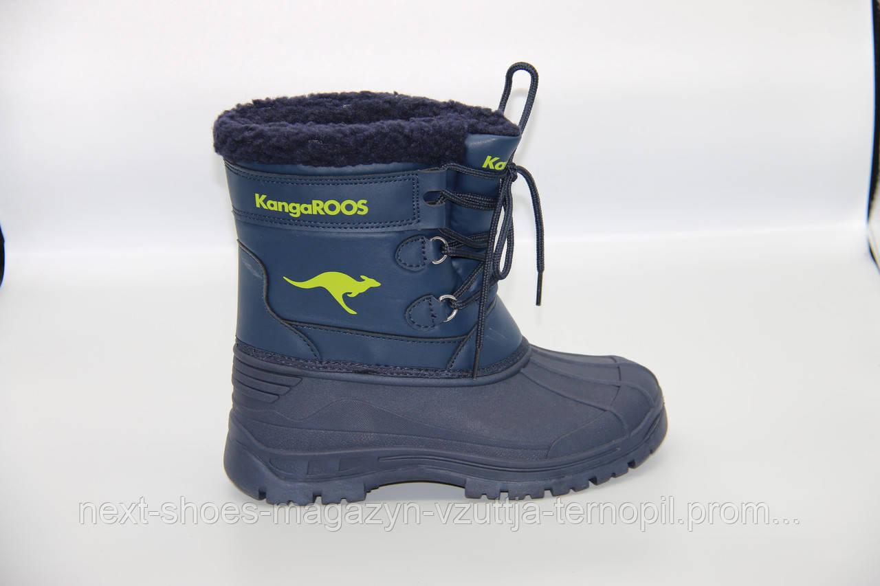 Жіночі черевики KangaRoos 4578 (Чорний)