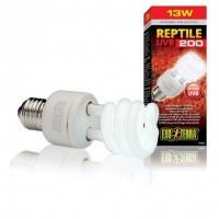 Hagen Exo Terra Reptile UVB200 High Output UVB Bulb лампа-компакт усиленного излучения УФ 13Вт