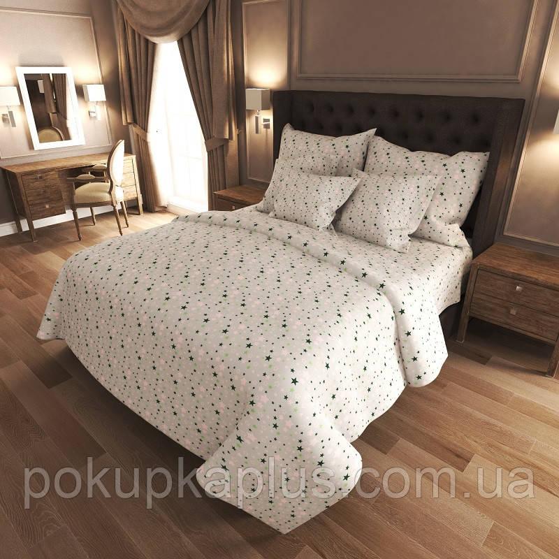 Комплект постельного белья Звездочка Полуторный 11589