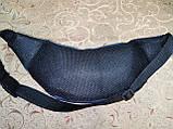 Сумка на пояс off white ткань мессенджер pvc спортивные барсетки сумка только опт, фото 4